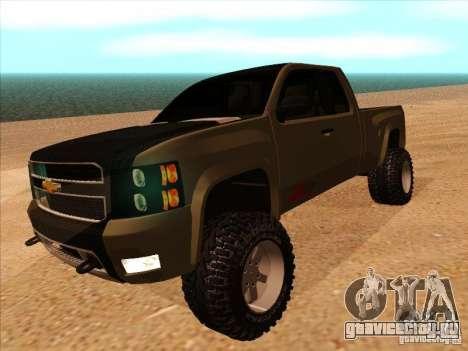 Chevrolet Silverado ZR2 для GTA San Andreas