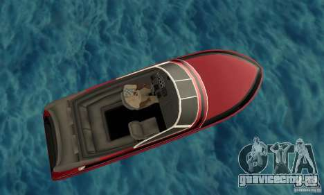 GTAIV TBOGT Floater для GTA San Andreas вид справа