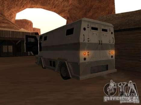 Avan из GTA TBoGT IVF для GTA San Andreas вид слева