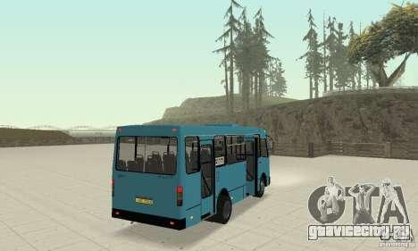 Bogdan A091 для GTA San Andreas