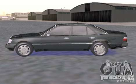 Mercedes-Benz 300E для GTA San Andreas