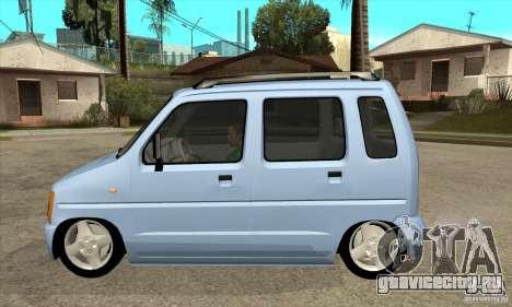 Suzuki Karimun GX для GTA San Andreas вид слева