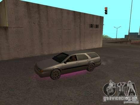 Neon mod для GTA San Andreas седьмой скриншот