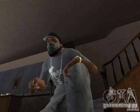 Kастет для GTA San Andreas третий скриншот