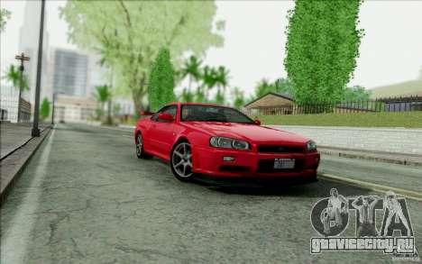SA_DirectX 1.3 BETA для GTA San Andreas пятый скриншот