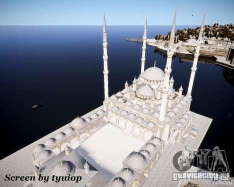 Chechen Mod v1.0 для GTA 4 третий скриншот
