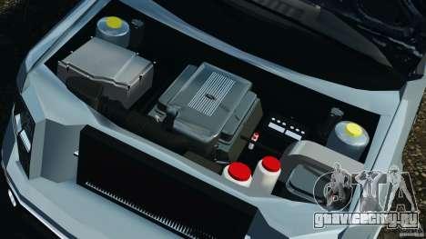 Ford F-150 v1.0 для GTA 4 вид сзади