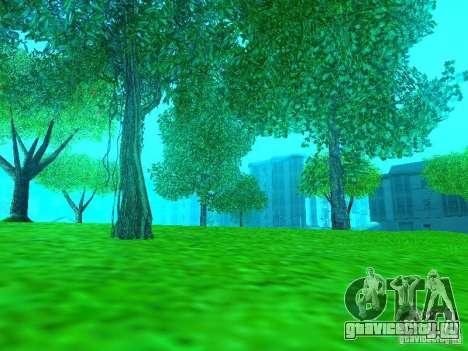 Новый Color Mod для GTA San Andreas второй скриншот