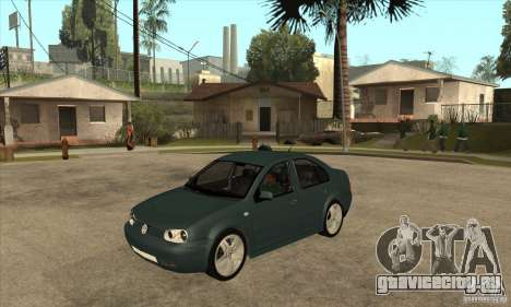 Volkswagen Bora-Golf для GTA San Andreas