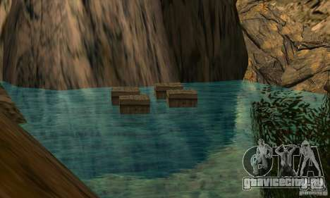 Переправа v1.0 для GTA San Andreas пятый скриншот