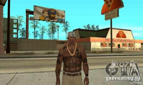 Tattoo mod для GTA San Andreas