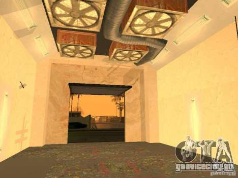 New PaynSpay: West Coast Customs для GTA San Andreas четвёртый скриншот