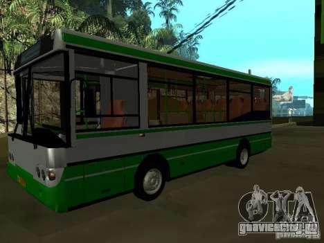 ПАЗ 3237 a для GTA San Andreas
