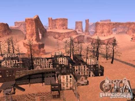 Чернобыль MOD v1 для GTA San Andreas четвёртый скриншот