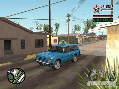 ENBSeries для GForce 5200 FX v2.0 для GTA San Andreas третий скриншот