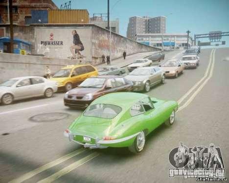 Traffic Load final для GTA 4 второй скриншот