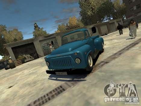 Газ 52 HotRod для GTA 4