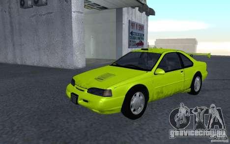Ford Thunderbird 1993 для GTA San Andreas
