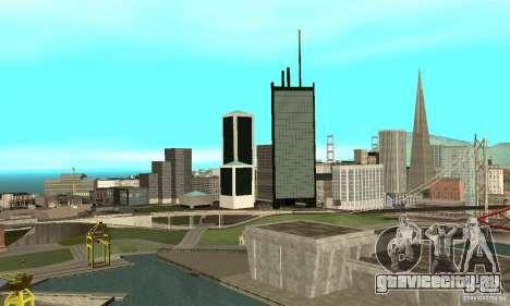 10x Increased View Distance для GTA San Andreas