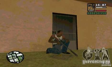 КСВК (СВН-98) для GTA San Andreas четвёртый скриншот
