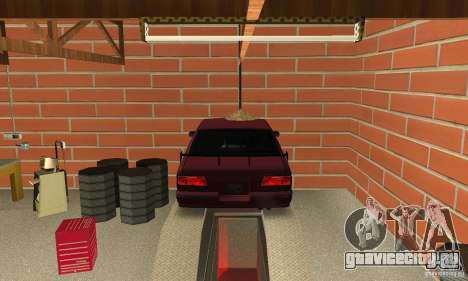 Johnsons Business (Johnsons Auto Service) для GTA San Andreas третий скриншот