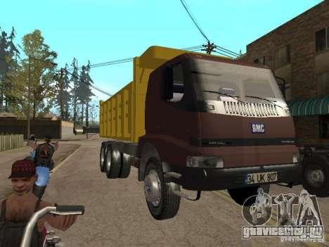 BMC для GTA San Andreas
