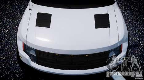 Ford F150 SVT Raptor 2011 для GTA 4 двигатель