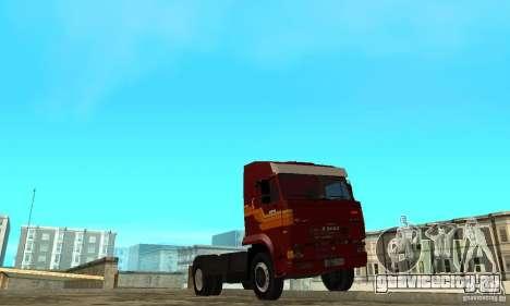 КамАЗ 5460 Skin 2 для GTA San Andreas
