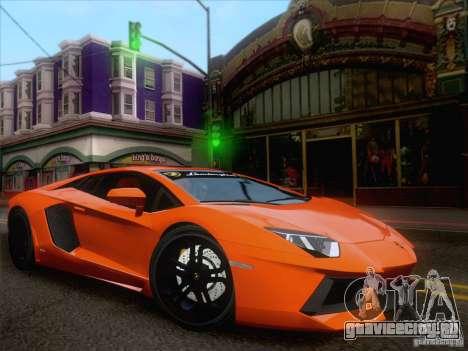 Realistic Graphics HD 5.0 Final для GTA San Andreas