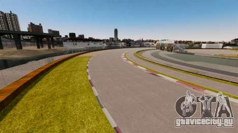Tsukuba Circuit v3.0 для GTA 4 седьмой скриншот