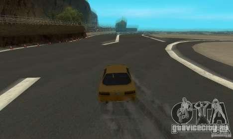 Drift City для GTA San Andreas пятый скриншот
