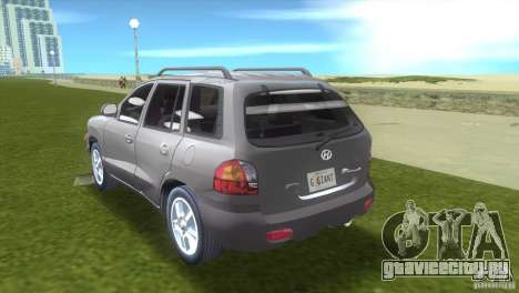 Hyundai Sante Fe для GTA Vice City