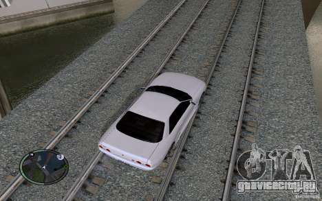 Русские Рельсы для GTA San Andreas девятый скриншот