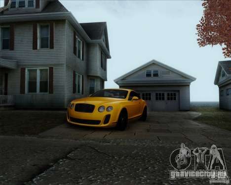 ENBSeries by slavheg v3 для GTA San Andreas второй скриншот
