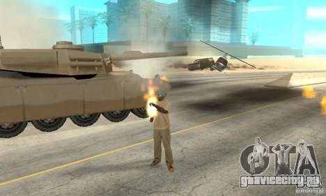 Gods_Anger (ГНЕВ БОГА) для GTA San Andreas