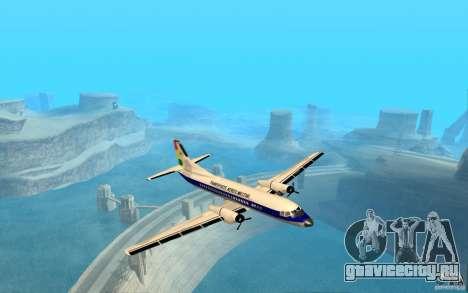 YS-11 для GTA San Andreas