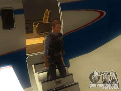 ОЦ-101 Гадюка для GTA San Andreas пятый скриншот