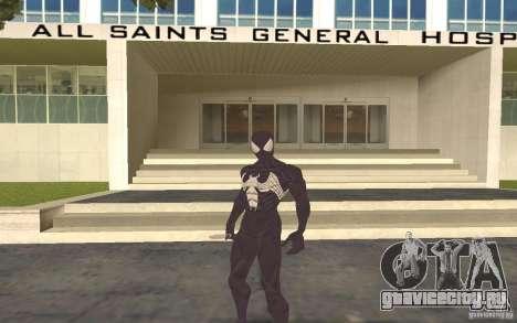 Skins from Spider-Man для GTA San Andreas