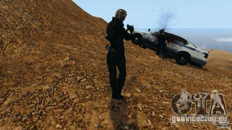 Bullet Time для GTA 4 четвёртый скриншот