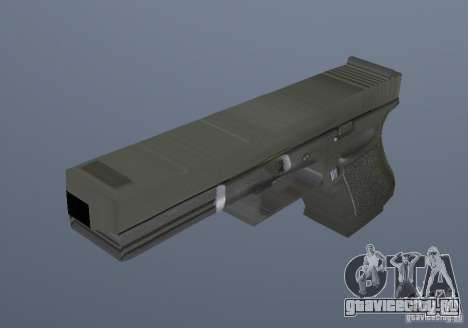 Glock 17 для GTA Vice City второй скриншот