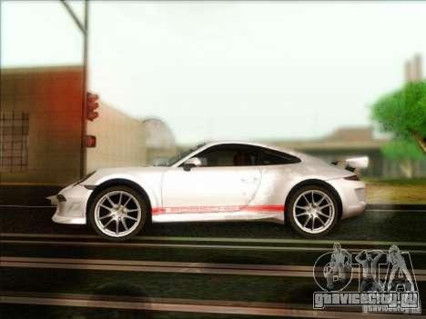 Porsche 911 Carrera S (991) Snowflake 2.0 для GTA San Andreas вид слева