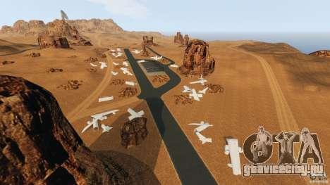 Red Dead Desert 2012 для GTA 4 четвёртый скриншот