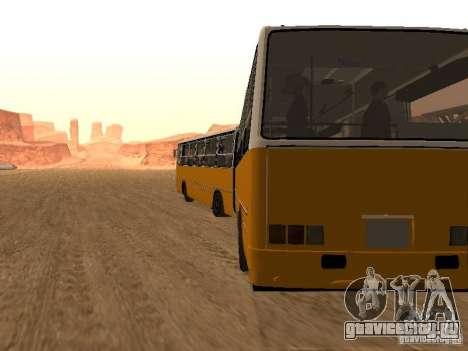 Икарус 280.46 для GTA San Andreas вид сзади