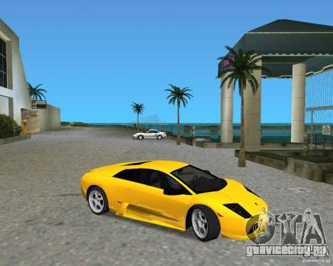 2005 Lamborghini Murcielago для GTA Vice City