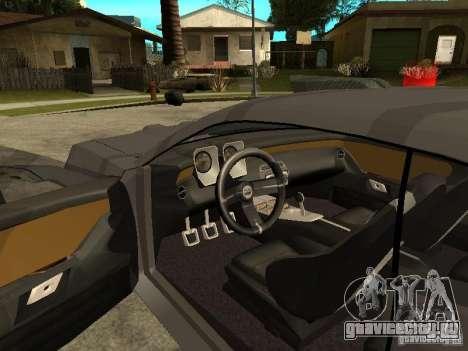Chevrolet Camaro для GTA San Andreas вид справа