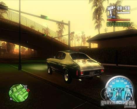 MadDriver s ENB v.3.1 для GTA San Andreas