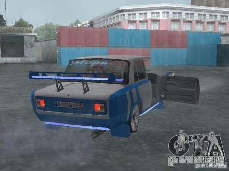 ВАЗ 2101 Моряк для GTA San Andreas вид слева