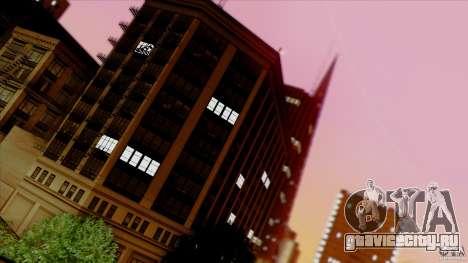 SA Beautiful Realistic Graphics 1.5 для GTA San Andreas десятый скриншот