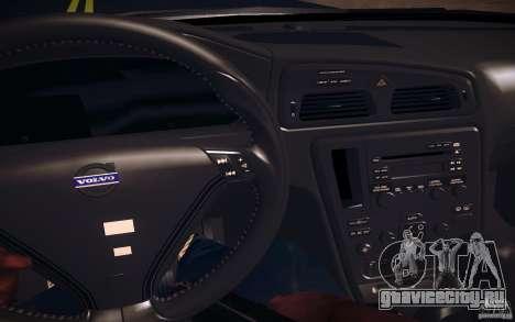 Volvo S 60R для GTA San Andreas вид сбоку