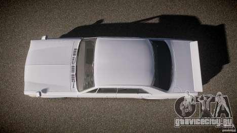 Nissan Skyline GC10 2000 GT v1.1 для GTA 4 вид сверху